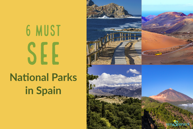 National Parks in Spain